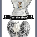 Guardian Angel Musical Keepsake Globe