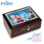 Disney FROZEN Heirloom Music Box Collection
