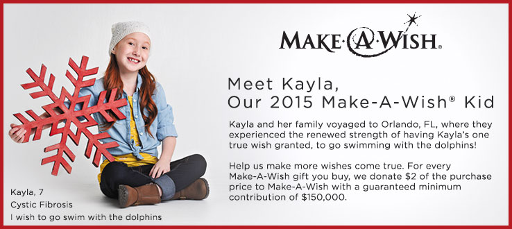 Make-a-Wish Collection 2016 Make-a-Wish Collection