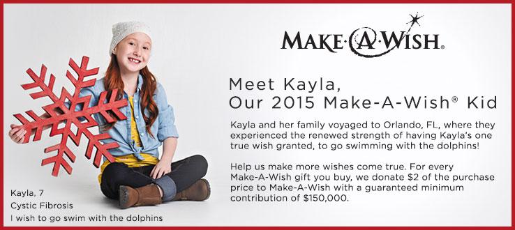 Make-a-Wish Collection 2016 Make-a-Wish Collection
