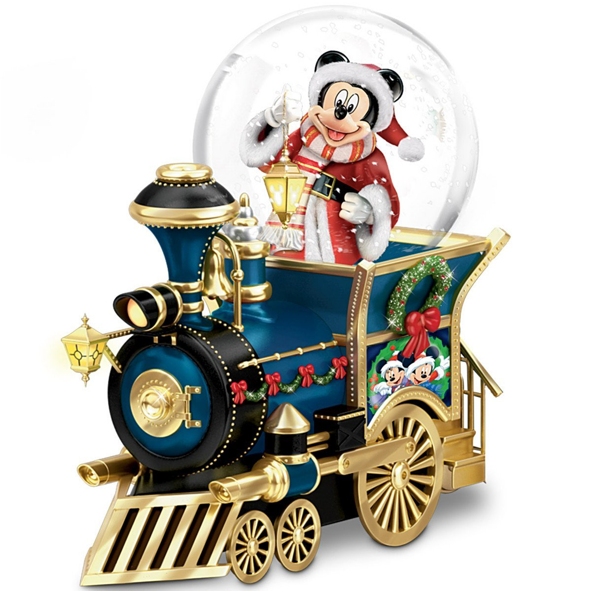 Collectible Disney Snow Globes & Water Globes