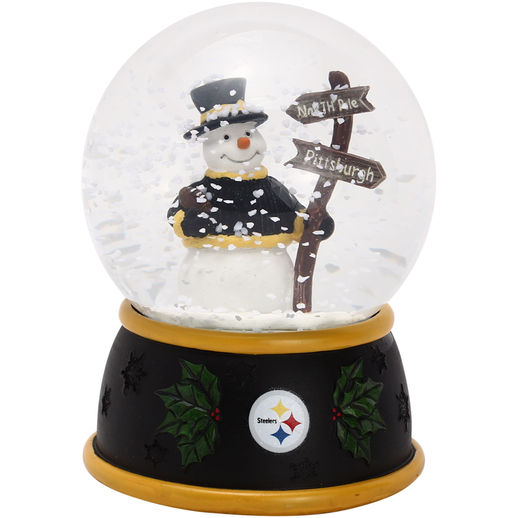 NFL and College Sports Snow Globes
