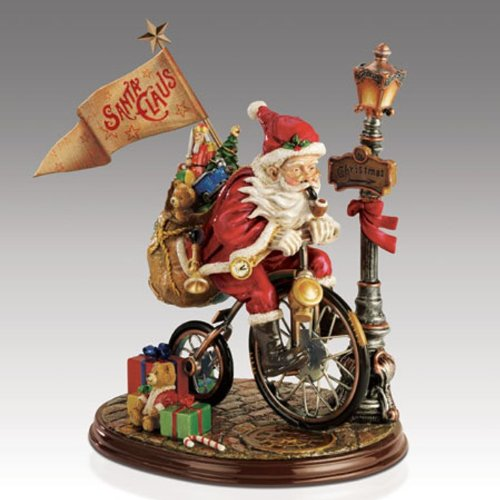 Collectible Santa Claus Figurines